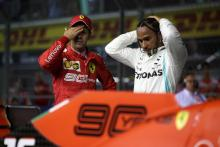 Hamilton: F1 title fight is still on despite lead