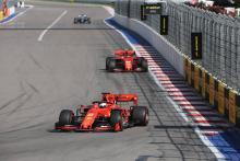 "Vettel-Leclerc dynamic ""potentially explosive"", says Brawn"