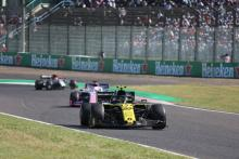 Racing Point lodges protest against Renault at Suzuka