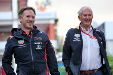 Marko's 'coronavirus camp' idea was not serious - Horner