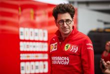 Binotto: Second never good enough for Ferrari, intensive winter ahead