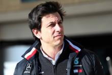 "Toto Wolff rubbishes ""nonsense"" Mercedes F1 exit rumours"