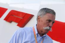 Carey donates $1m as F1 launches diversity foundation