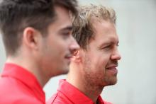 Ferrari 'knows how to move forward' from clash after driver talks