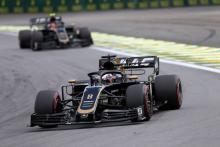 """Haas' two-car Q3 appearance """"unbelievable"""" - Grosjean"""