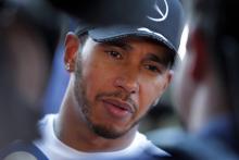 "Brazil GP strategy mistakes not a ""major drama"" - Hamilton"