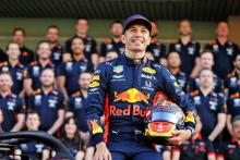 Albon ready for more normal season in 2020 with Red Bull