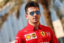 Leclerc: I would love to try MotoGP, but I'm not sure Ferrari agrees
