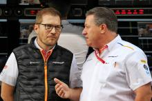 McLaren has 'turned the corner' heading into F1 2020 - Brown