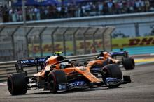 McLaren won't 'sacrifice' 2020 F1 season for 2021 development