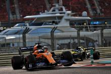 Sainz: Battle for P6 felt like fighting for a championship