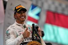 Hamilton better than Schumacher or Senna, says F1 legend Murray Walker