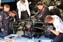 Ferrari not able to produce Mercedes DAS system until mid-season