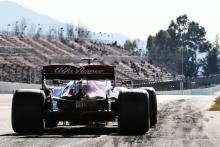 Barcelona F1 Test 1 Day 2 - Thursday 4PM