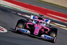 "New Racing Point F1 car philosophy ""a huge risk"" - Perez"
