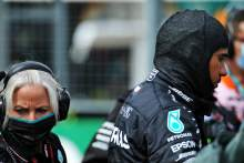 Hamilton takes aim at F1 and Grosjean after 'rushed' racism stand