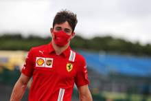 Leclerc responds to social media attacks over F1 anti-racism stance