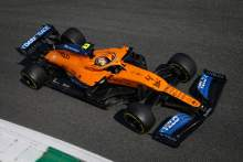 Norris bemoans 'worst Friday in F1 for a long time' despite P3