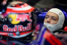 Toro Rosso expects 'competitive' Kvyat on F1 return