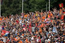 F1 reports new Belgian GP attendance record