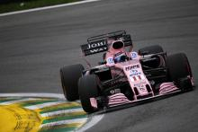 Perez: Force India champions with 'two categories' in F1 this year