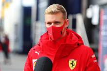 Mick Schumacher (GER) Alfa Romeo Racing Test Driver and Ferrari Academy Driver.