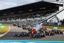 2020 F1 Eifel Grand Prix: Race Day - As it happened