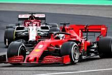 Sebastian Vettel (GER) Ferrari SF1000.