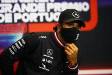 Hamilton 'surprised' by choice of Petrov as F1 steward after BLM comments