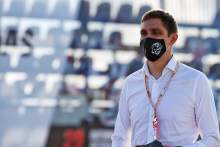Vitaly Petrov (RUS) FIA Steward.