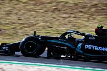 Bottas pips Hamilton in tight final practice at F1 Portuguese GP