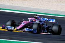 Perez surprised by Portimao F1 recovery after 'race was lost' on opening lap