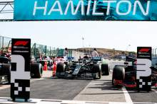 F1 Portuguese Grand Prix 2020 - Full Starting grid at Portimao