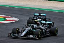 Bottas concedes 'I had no pace' after latest F1 defeat to Hamilton at Portimao