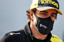 Alonso to drive for Renault in Abu Dhabi F1 young driver test