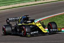"Ricciardo ""still smiling"" after 'best lap' of F1 2020 at Imola"