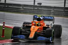 Norris hit with five-place F1 grid drop after yellow flag breach