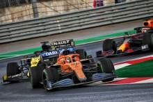McLaren 'definitely do not have third or fourth quickest F1 car' in P3 battle
