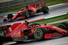 Leclerc showing signs of becoming a great Ferrari F1 leader - Binotto