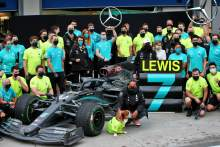 No let up from Mercedes as it takes F1 title brace to Bahrain Grand Prix