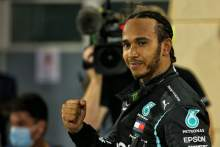 Lewis Hamilton odds-on for BBC SPOTY award after nomination is confirmed