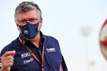 F1 team 'can do Aston Martin name proud from the start' - Szafnauer