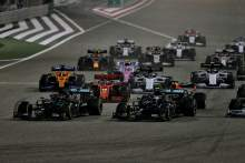 Formula 1 makes record $386m loss after COVID-impacted 2020 season