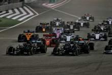Formula 1 makes record $386m loss after COVID-impacted 2020 season