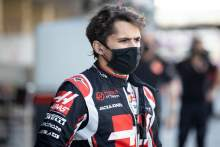 Haas retain Pietro Fittipaldi as F1 reserve driver for 2021