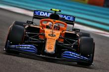 """Norris """"surprised"""" to be two-tenths away from F1 pole in Abu Dhabi"""