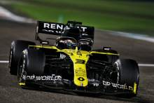 Daniel Ricciardo (AUS) Renault F1 Team RS20.