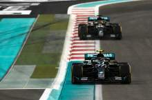 Bottas believes race pace was his most improved area in F1 2020