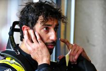 Ricciardo: I don't really know where we're going