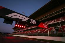 """F1 targets 15-18 races starting """"at some point this summer"""""""
